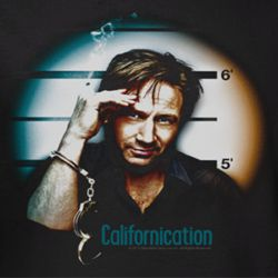 Californication Mens In Handcuffs Sweater