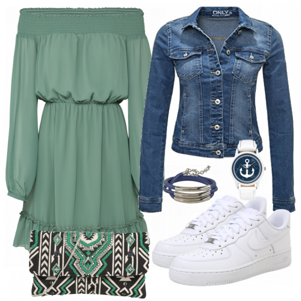 modern Outfit - Herbst-Outfits bei FrauenOutfits.de