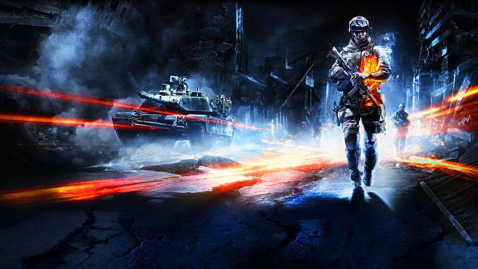 Battlefield 3 -3 by qcsybe.deviantart.com on @deviantART