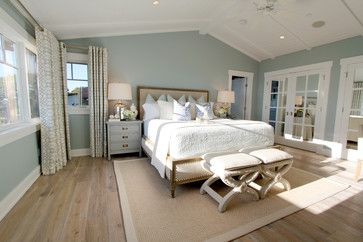 Laguna Beach Residence - beach style - bedroom - orange county - Nagwa Seif Interior Design