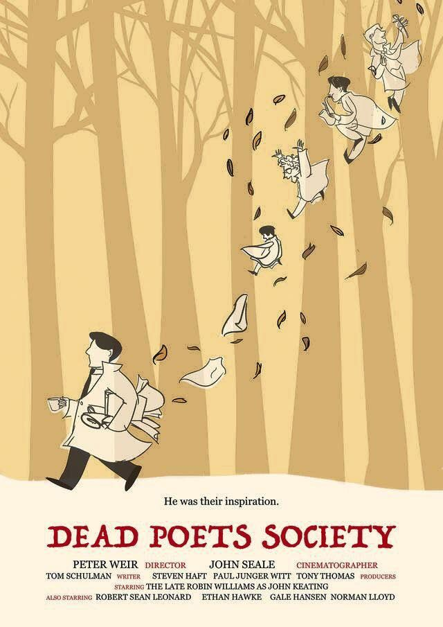 Review/Film; Shaking Up a Boys' School With Poetry - The ...
