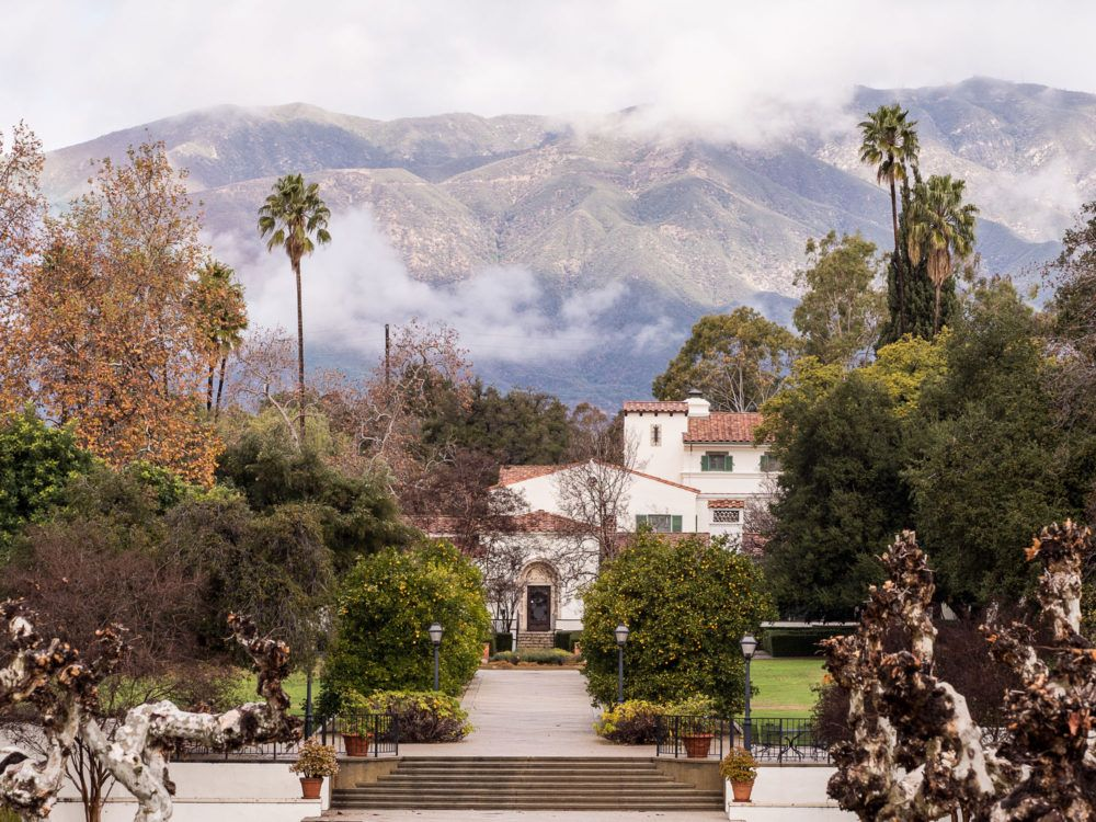Scripps College in the foothills of California's San Gabriel Mountains, holds a one-week career-preparation program for students during its winter b…