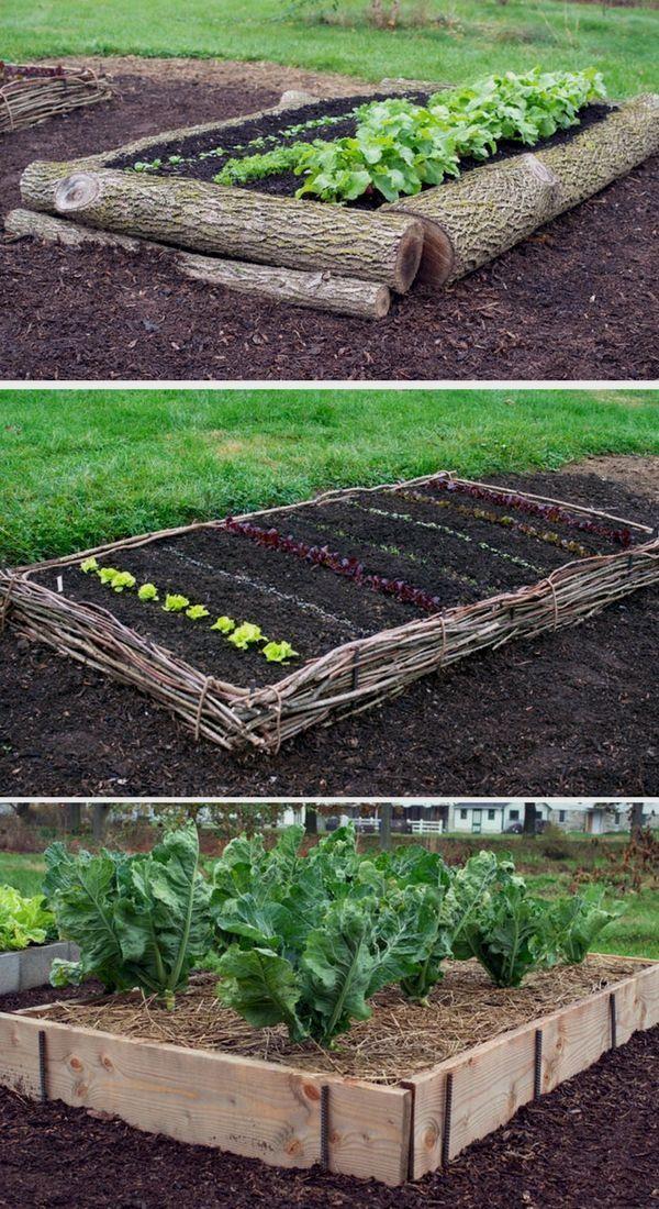 Mini Huerto Vegetable Garden Raised Beds Vegetable Garden Design Home Vegetable Garden