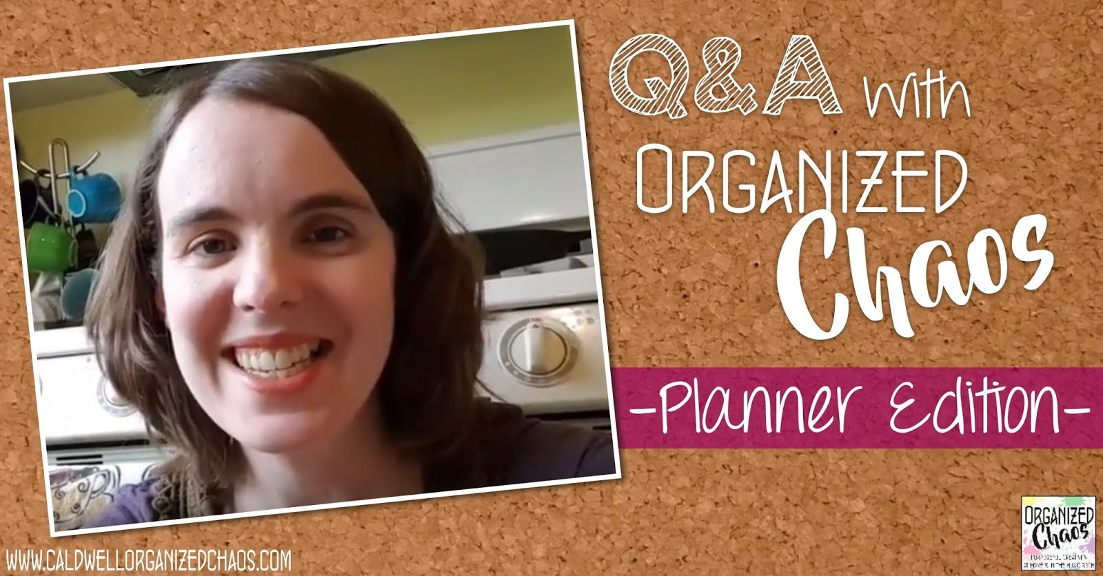 Q Amp A Planner Edition With Images