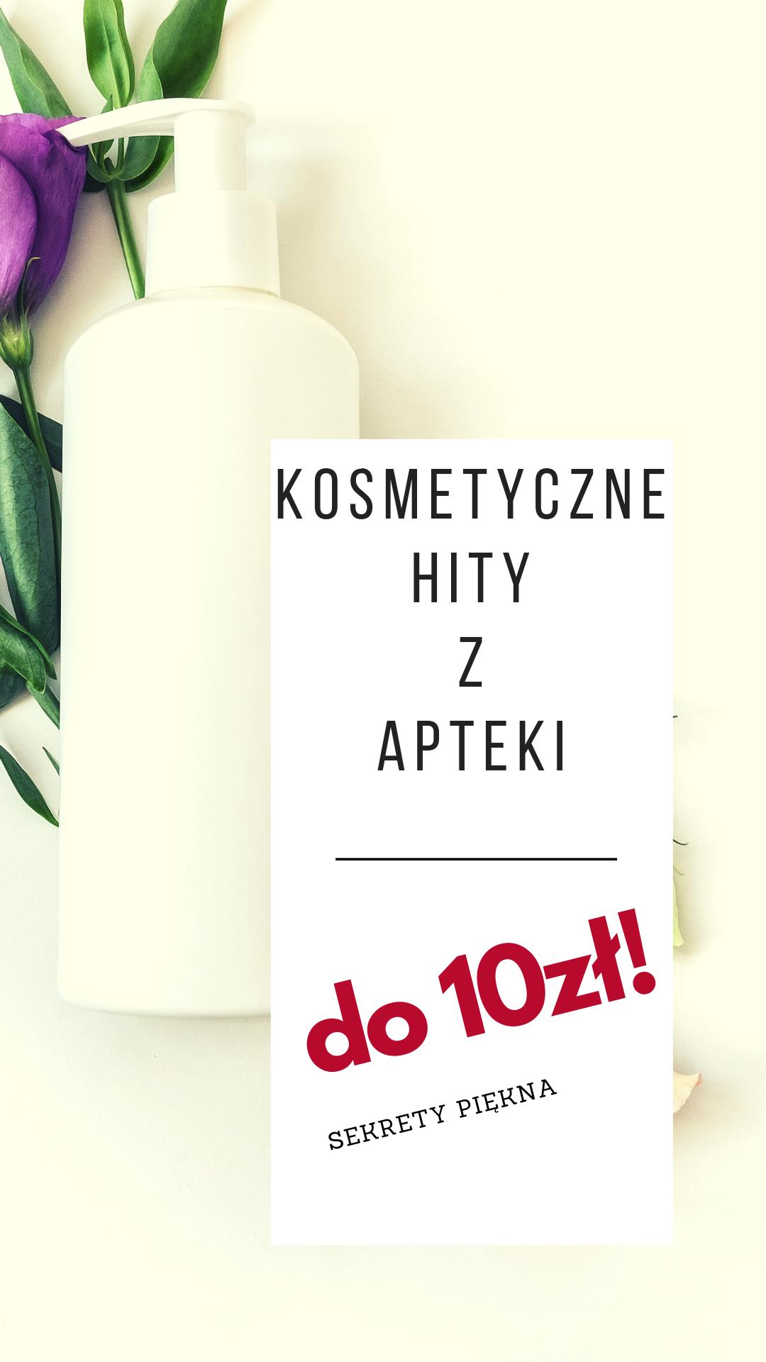 Kosmetyki Z Apteki 10zl Health And Beauty Face Care Body Health