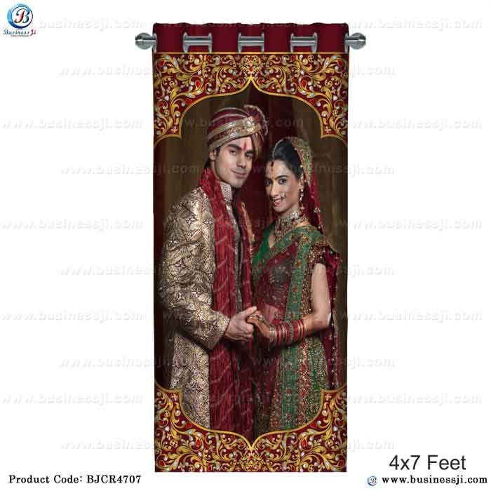 Newly Married Couple Room Curtains Wedding Gifts Wedding Curtains