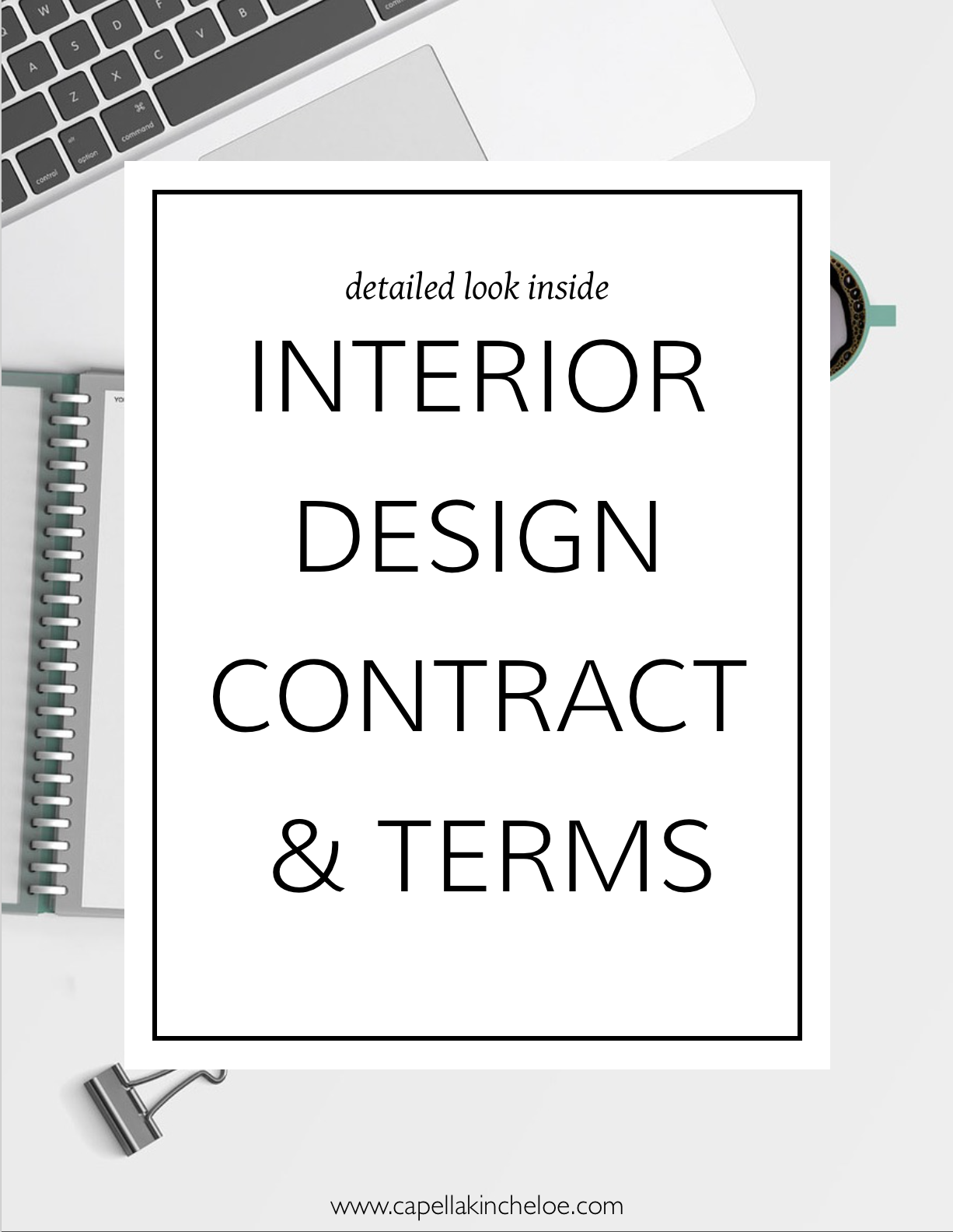 Anatomy of an Interior Design Agreement 20 Interior design