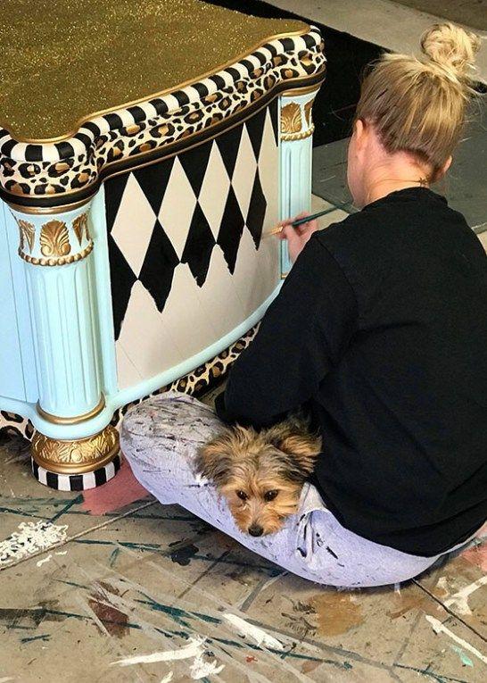 Custom Furniture | Brittany Pistole