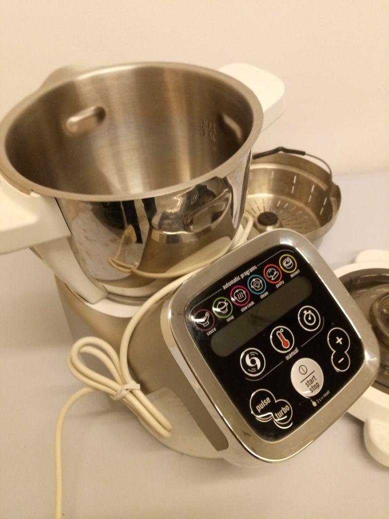 Robot Wielofunkcyjny Tefal Companion Fe800 Sprzedam Jak Nowy Tefal Robot Kitchen Appliances