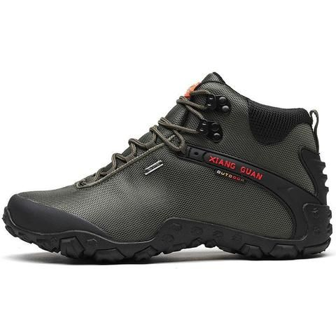 8045ecfa870 XIANG GUAN Mid Hiking Boots - Men's in 2019 | Men's Footwear | Boots ...