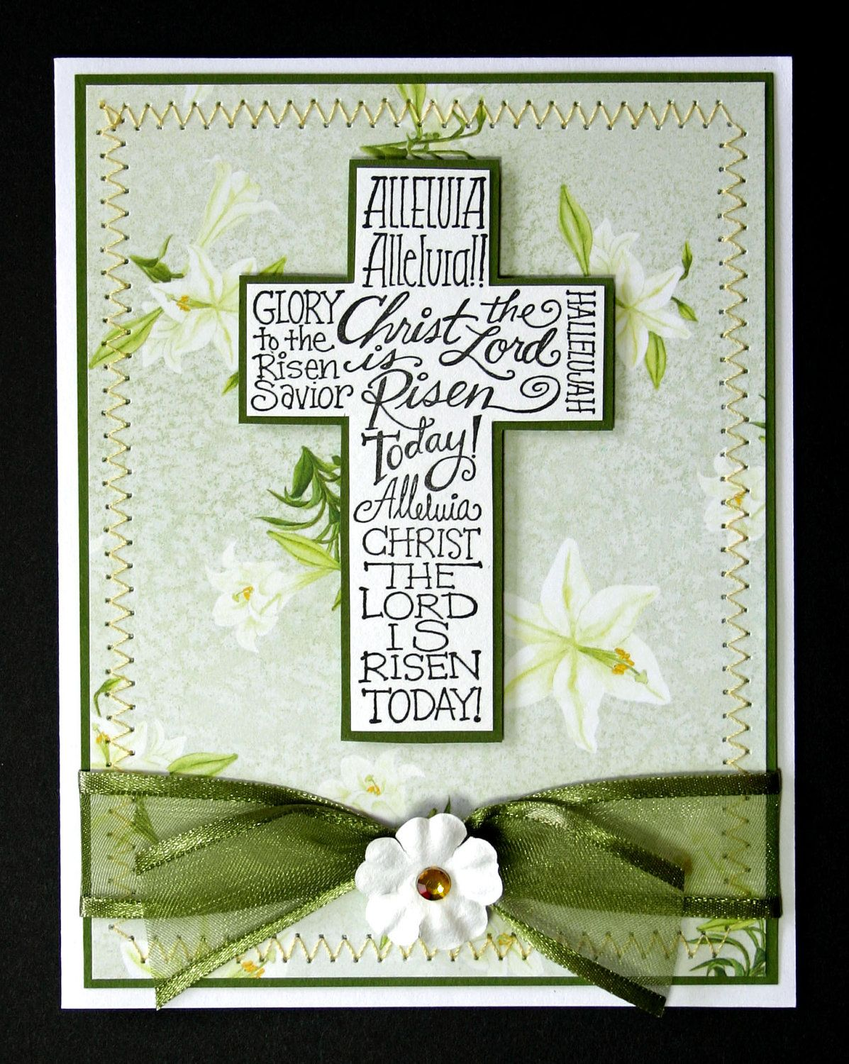Cling Easter Cross Rubber Stamps 4 55 At 123 Stitch Easter
