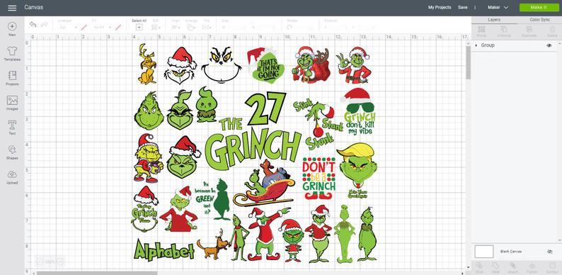 The Grinch SVG Bundle, Grinch Movie SVG, The Grinch Stole