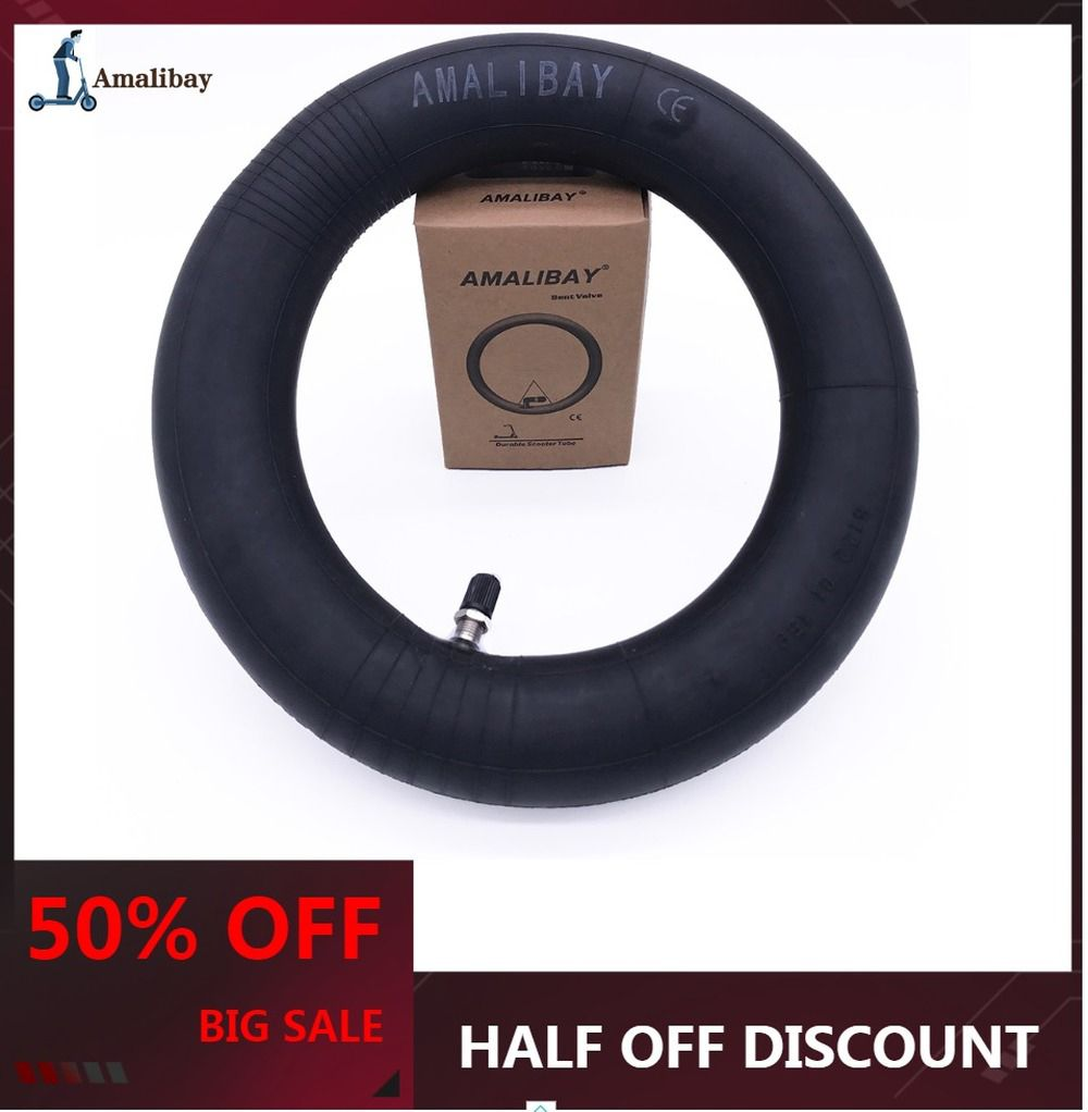 For Xiaomi M365 Replacement Tyre Inner Tire Shock-absorption Anti-slip 8 1//2x2