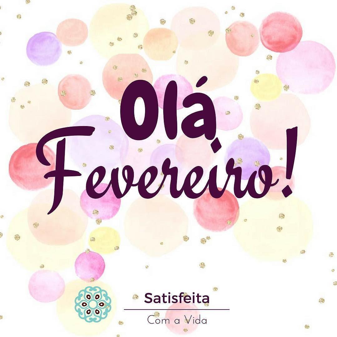 Pin De Ofelia Santos Em Happybirthday Bem Vindo Fevereiro