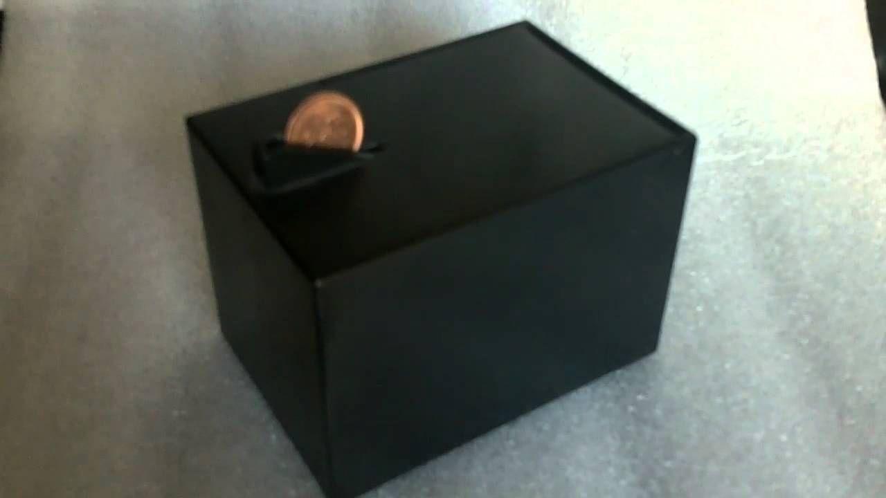 1972 Bandit Box Creepy Hand Bank - My Dad had this bank when I was a child,