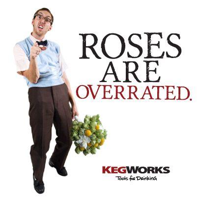 KegWorks Valentines Day eCards Geek valentine, Kegworks