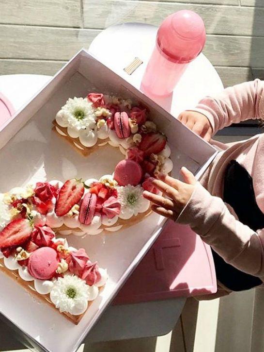 Number Cake : on en voudrait bien un pour notre anniversaire
