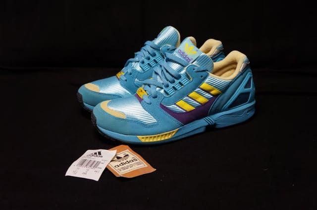 sale retailer ba52d 85262 Adidas ZX 8000 Aqua OG 1998