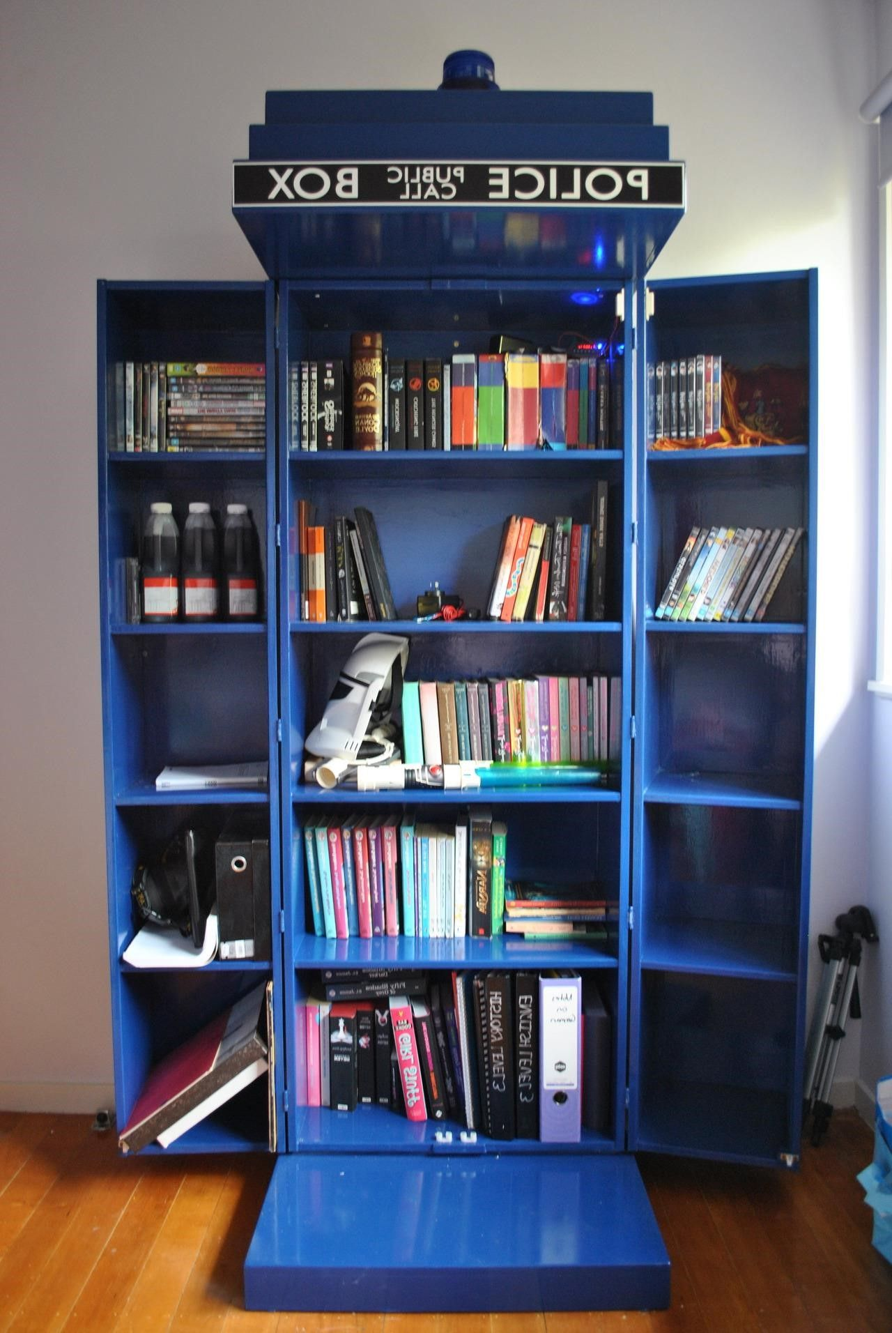 Cool Bookshelves Tumblr