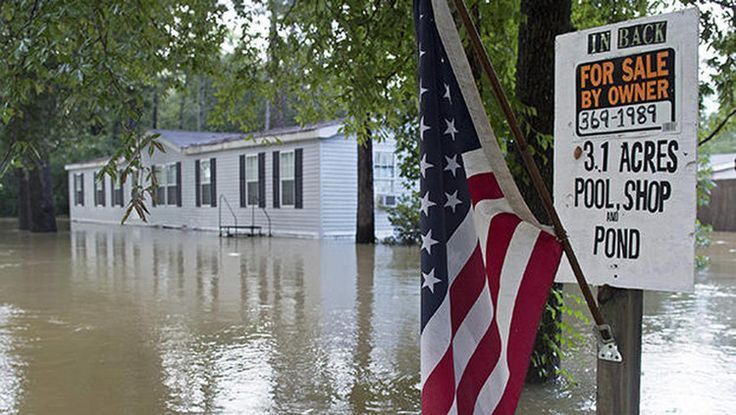 Flood insurance program meant to help victims spends