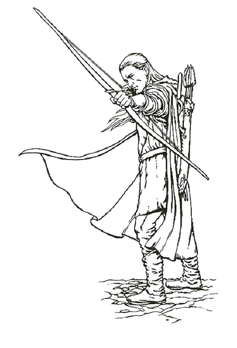 Lord Of The Rings Coloring Pages Elf Printable Shelter Coloring Pages Coloring Books Lord Of The Rings