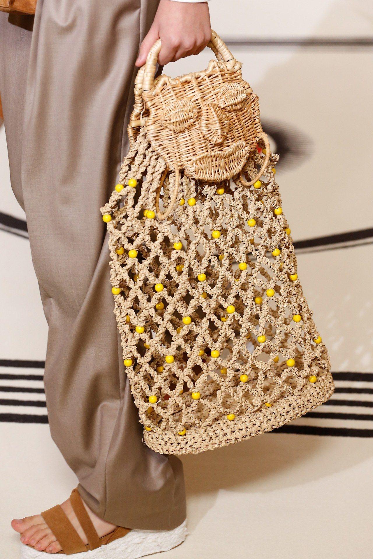 Schiaparelliat Couture Spring 2018 Borse Fashion Bags Fabric