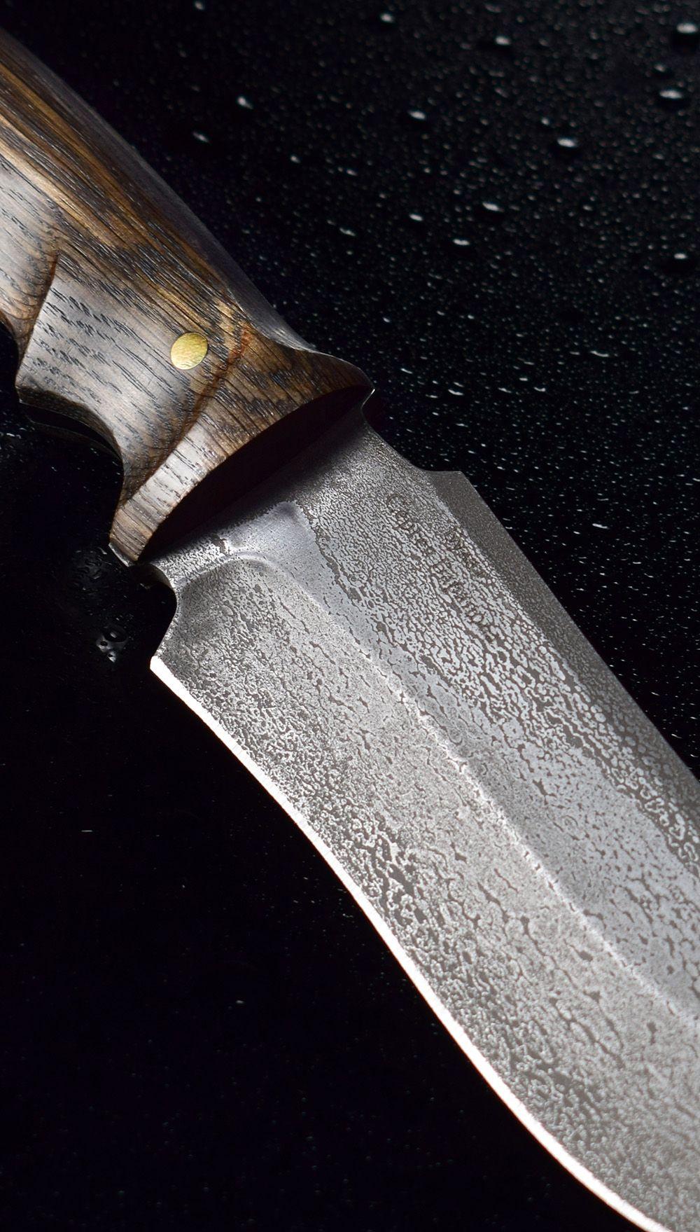 Bulat Steel Knife Hunter In 2020 Knife Steel Damascus Steel
