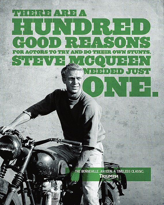 steve mcqueen steve mc queen pinterest cin ma motos. Black Bedroom Furniture Sets. Home Design Ideas