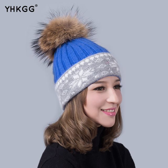 ... Men Pompoms Cap  info for 3b33d 7aff4 winter hats for women on sale at  reasonable prices 37721d8a0c54