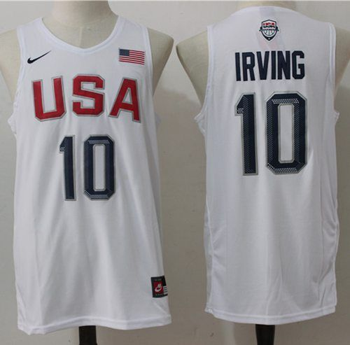 kyrie irving usa jersey