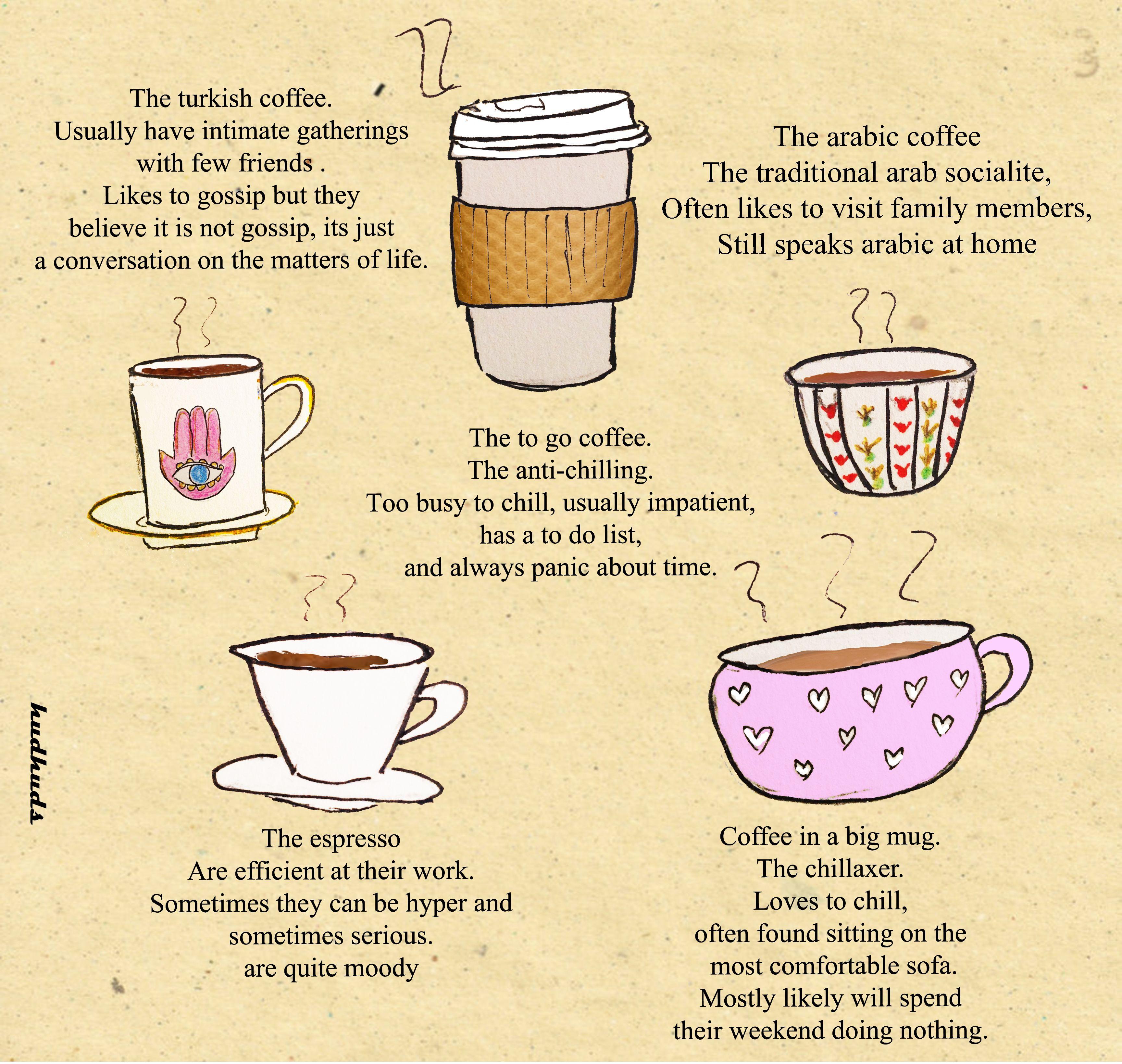 What Kind Of Coffee Are You Turkish Coffee Arabic Coffee