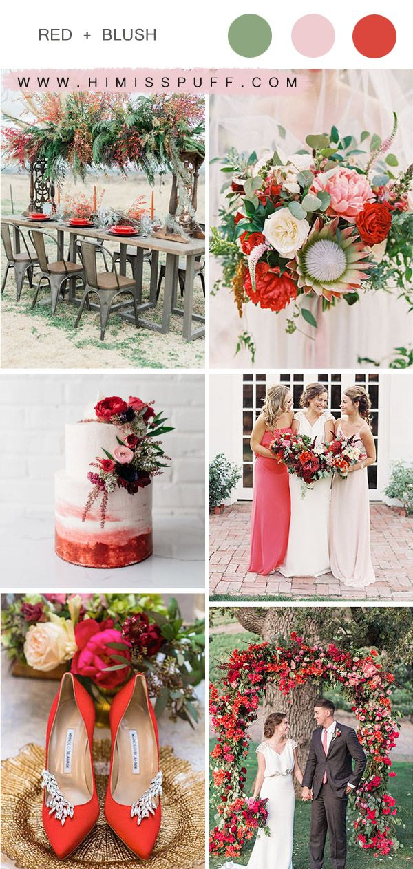 Top 15 Wedding Color Ideas for Spring/Summer 2020 Summer