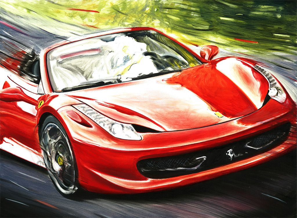 art kim cpzoc lxfh mike sale ferrari