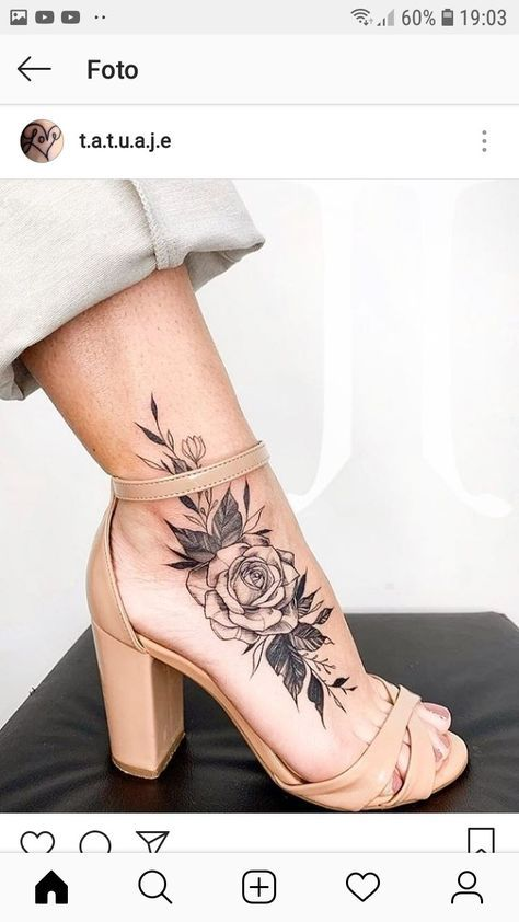 Tattoo ankle sunflower flower 52 Best ideas