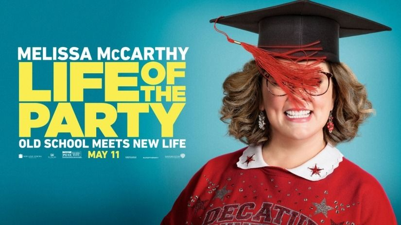 Watch Life of the Party Full-Movie Streaming
