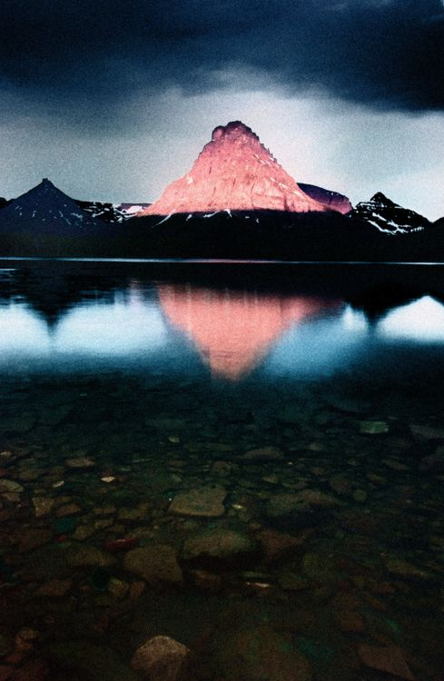 Sinopah Mtn, Glacier National Park