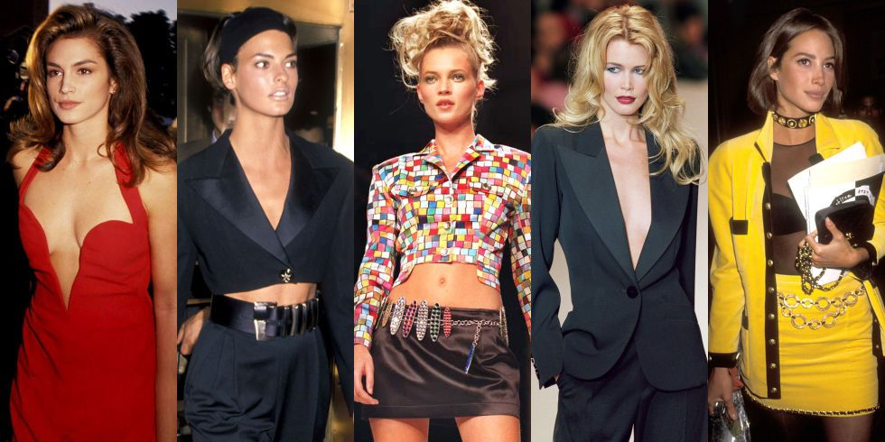 Image result for 90s supermodels