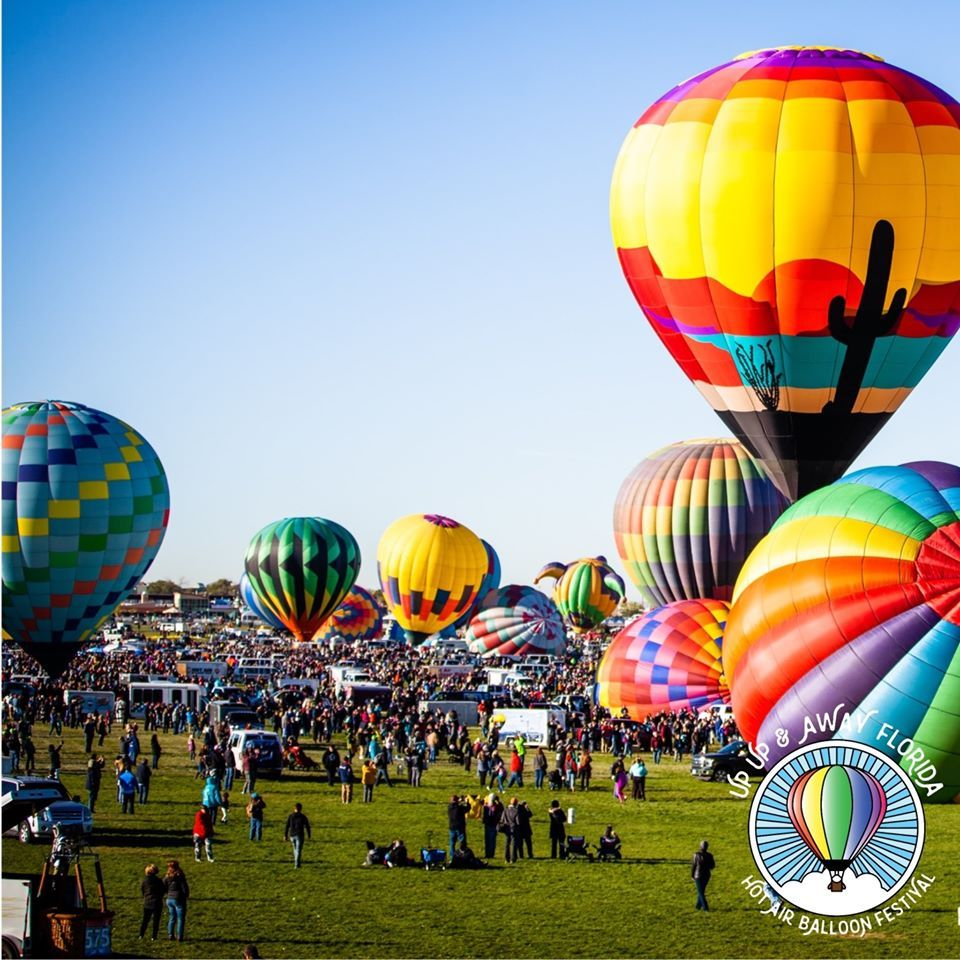 The Sky Will Be Filled With Colorful And Creative Hot Air