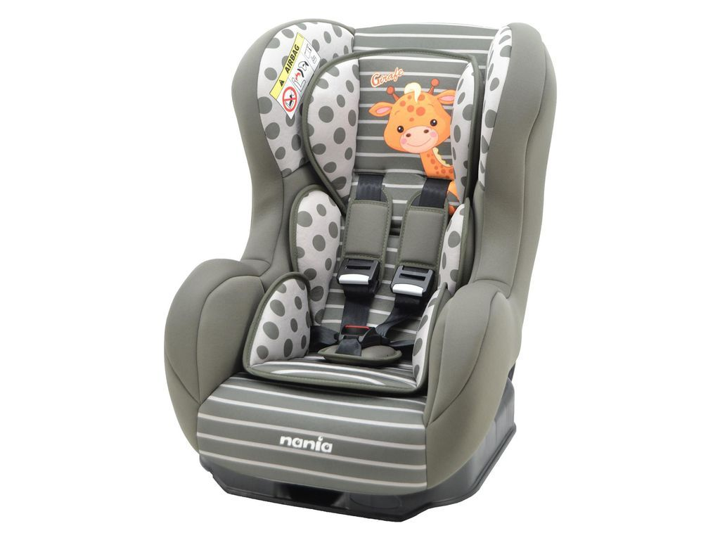 Nania Cosmo SP Giraffe Car Seat Group 0-1