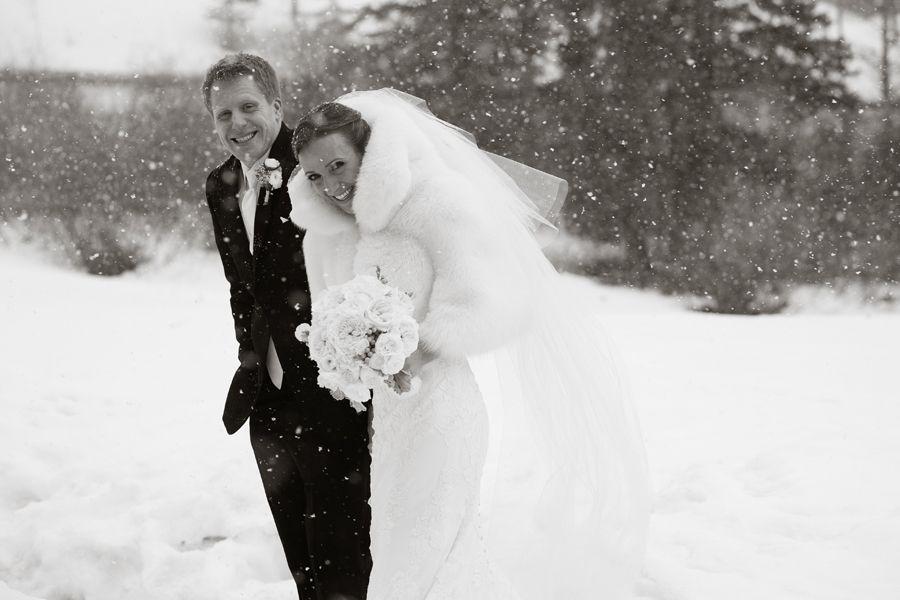 Colin and Justinia's @Matty Chuah Ritz-Carlton Beaver Creek Winter Wedding | Shot by Nate And Jenny Weddings