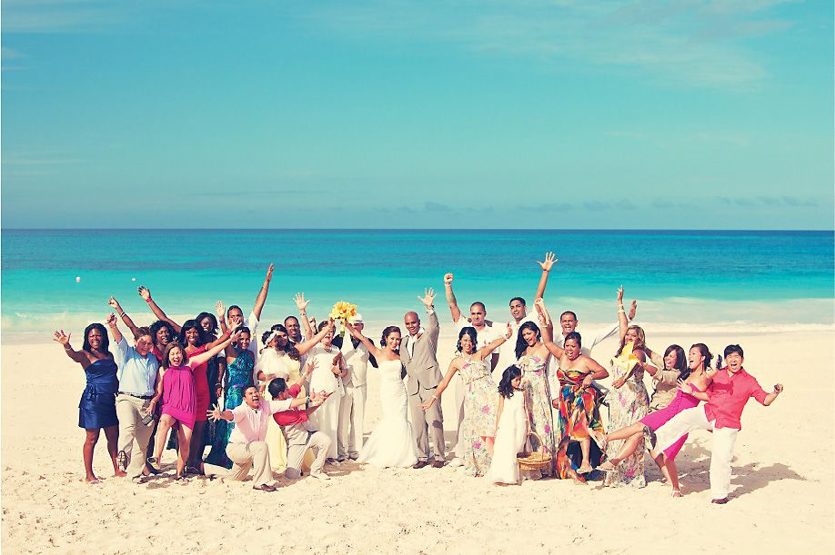 Destination Wedding Hard Rock Hotel And Punta Cana Our