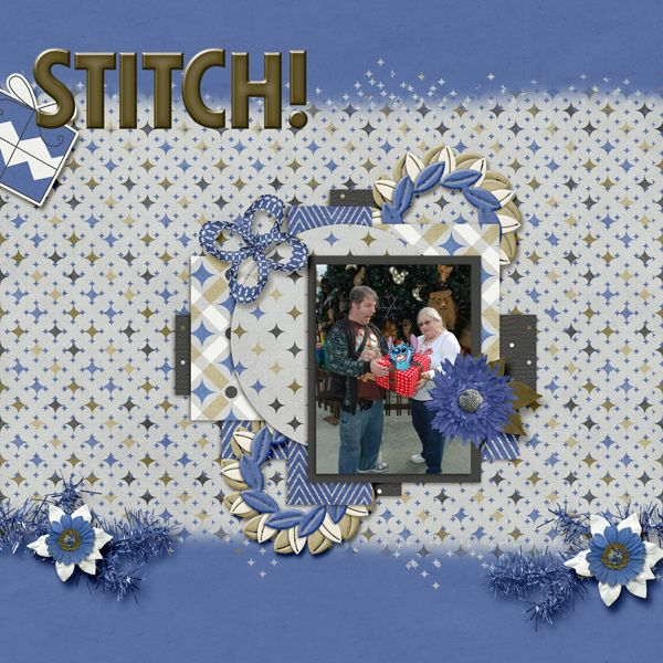 Stitch! Using the Seasons of Giving Charity Collab Kit by the Gingerbread Ladies