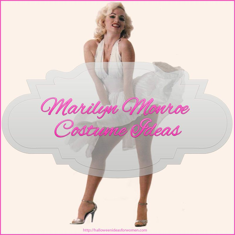 Love these Marilyn Monroe Costume Ideas For All Shapes and Sizes loads of accessories too  sc 1 st  Pinterest & Love these Marilyn Monroe Costume Ideas For All Shapes and Sizes ...