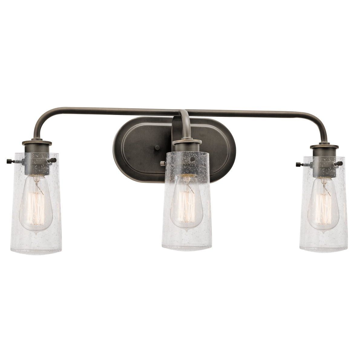 Bathroom Vanity Lights Kichler victoria 6-light bath bar | products, 1 year and features of