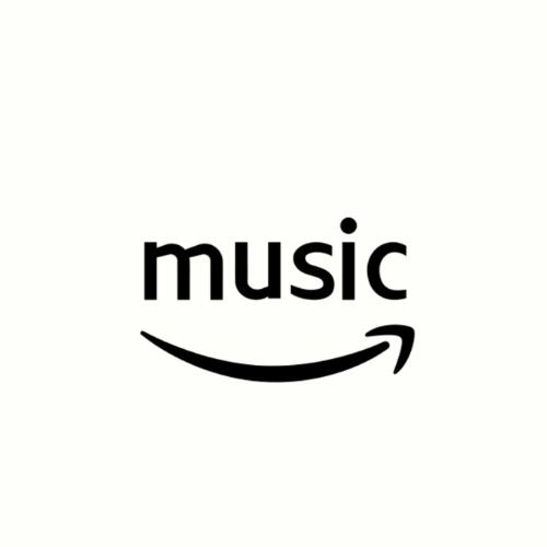 White Amazon Music Icon In 2021 Music Icon Icon App Icon