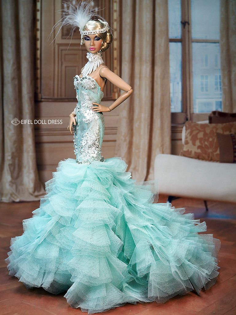 New Dress for sell EFDD | Dolls and Barbie doll