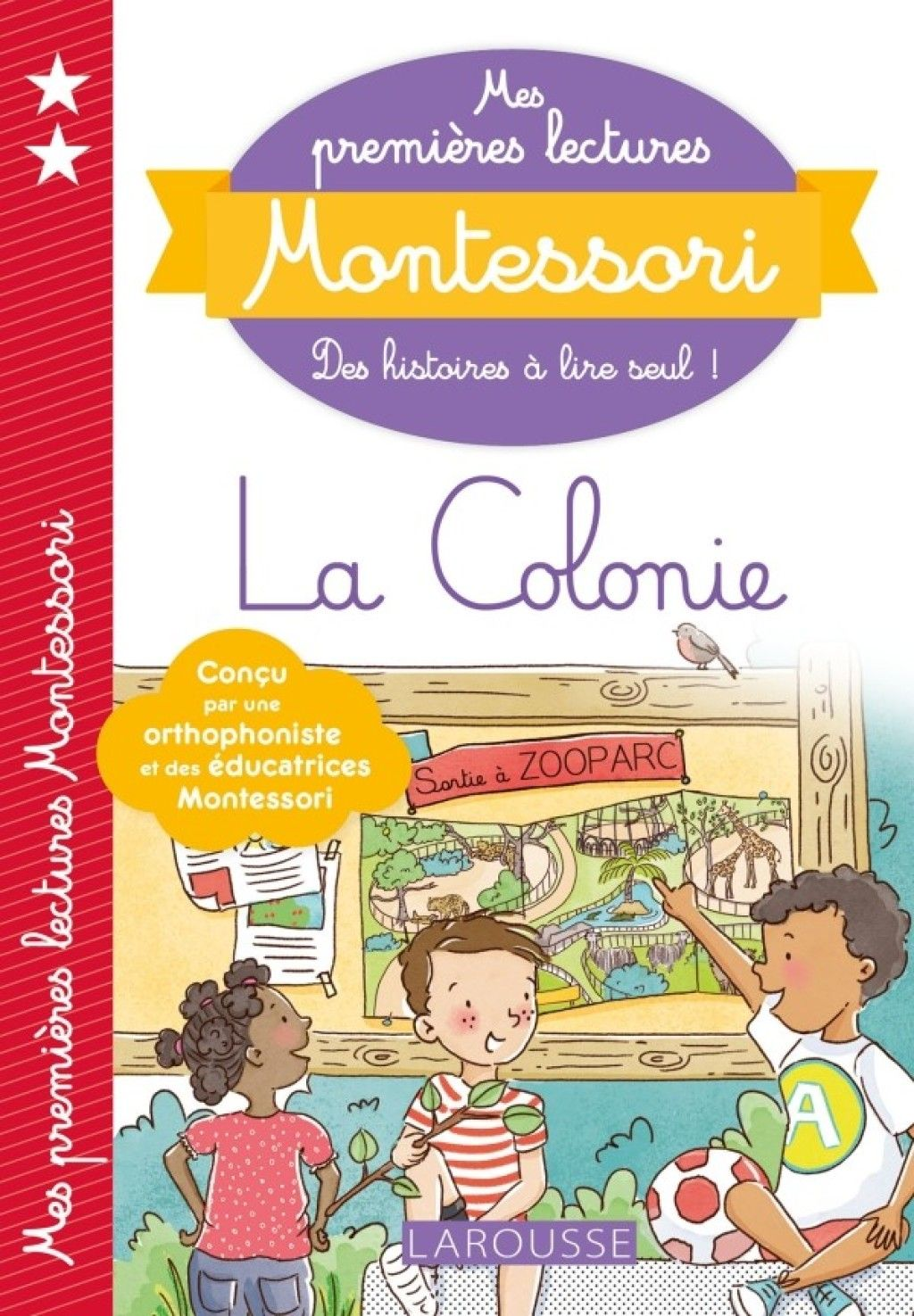 Mes Premieres Lectures Montessori La Colonie Ebook Books Ebook Books To Read