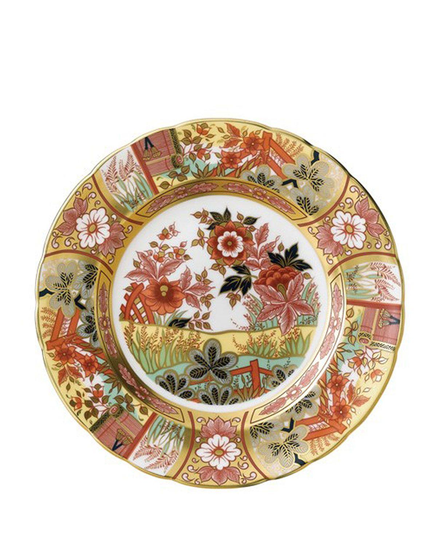 Royal Crown Derby Imari Garden Salad Plate Royal Crown Derby Plates Japanese Porcelain
