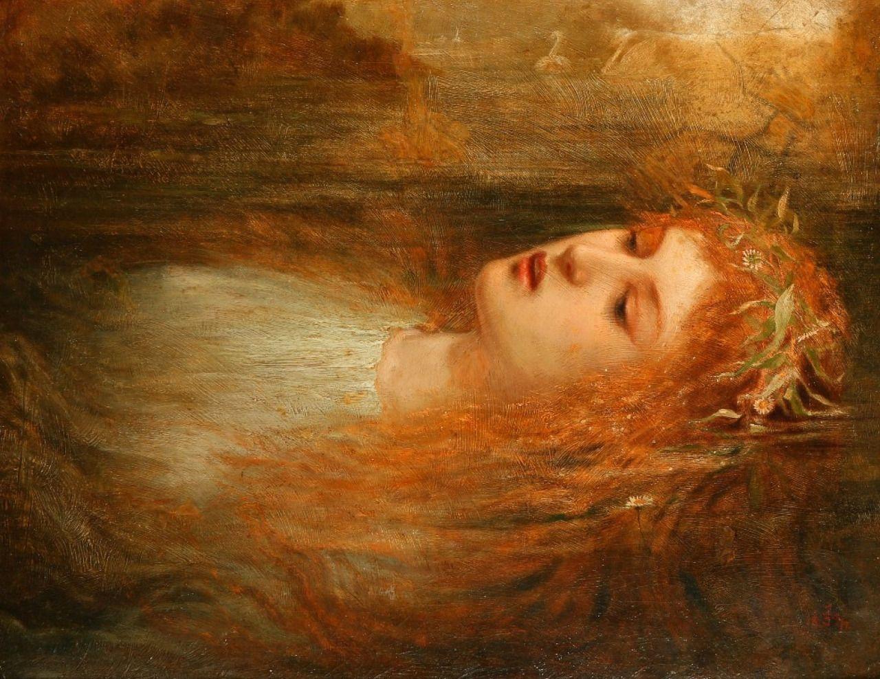 After Sir John Everett Millais (1829 - 1896) - Ophelia