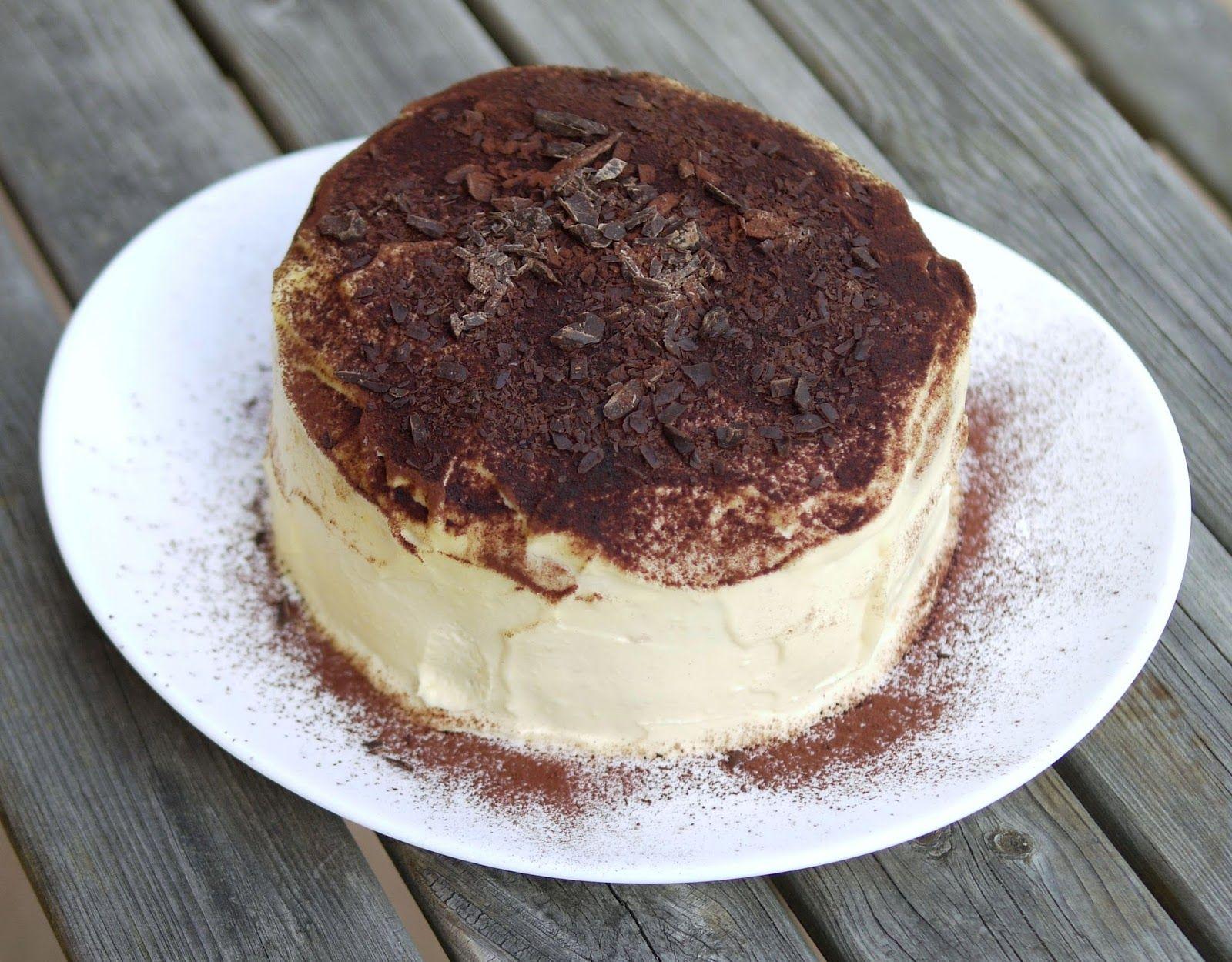 Experimente aus meiner Küche: Eine Tiramisu-Torte für Oma